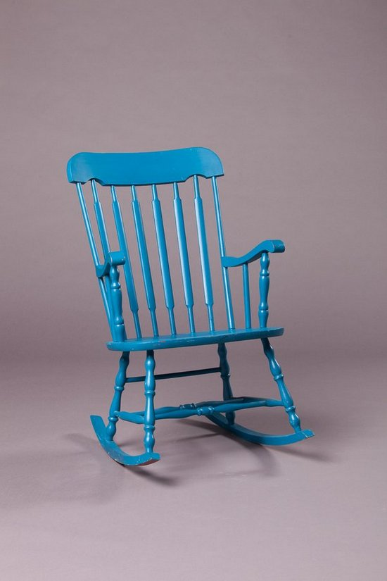 ... Nursery Rocking Chair: Bohemian rocking chair. Love rocking chairs